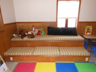 Preschool Quiet Room